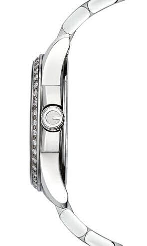 6df93cf24c9 G-Timeless 27mm Diamond Bezel ya126543 - Gucci G-Timeless wrist watch