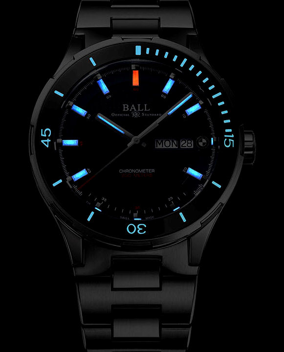 timetrekker for bmw blue dm3010b scj be ball for bmw wrist watch. Black Bedroom Furniture Sets. Home Design Ideas