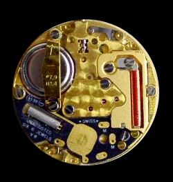 bueche girod 18kt tri color gold y9624 pre owned mens watches eta cal 959 001 6 jewels swiss quartz analog