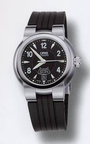 Oris Tt1 Rubber Watchband Rs42434eb Oris Watchbands