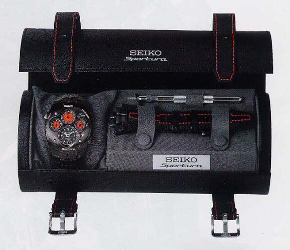 seiko watch case