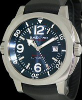 Pre-Owned JEANRICHARD DIVERSCOPE BLUE 300 METERS