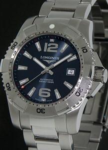 Longines Hydroconquest Automatic >> Hydroconquest Automatic l3.649.4.96.6 - Longines Hydro Conquest wrist watch