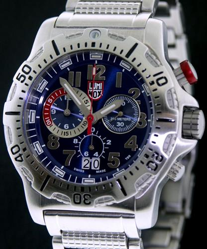 Navy seal dive chronograph luminox sea collection wrist watch - Navy seal dive watch ...