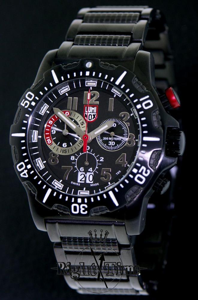 Navy seal dive chronograph luminox sea collection - Luminox dive watch ...