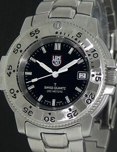 372978422efe Navy Seal Steel Black Dial a3202 - Luminox Us Navy Seal wrist watch