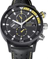 MAURICE LACROIX PONTOS S SUPERCHARGED YELLOW