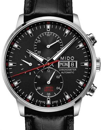commander i i black chrono m0164151605100 mido