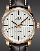 Mido Watches M0054303603100