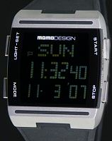 Momodesign Watches MD178-01BK-RB