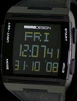 Momodesign Watches MD178BK-01BK-RB