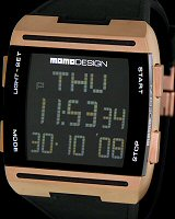 Momodesign Watches MD178RP-01BK-RB