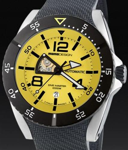 Dive master automatic md279 02yw rb momodesign dive master wrist watch - Momo design dive master ...