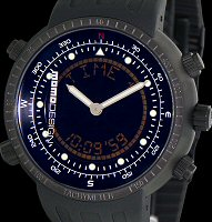 Momodesign Watches MD182-BK-EXP-01-BK