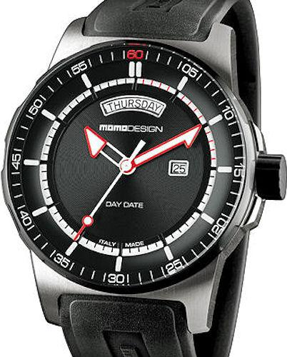 Momodesign Watches MD166-01BK-RB