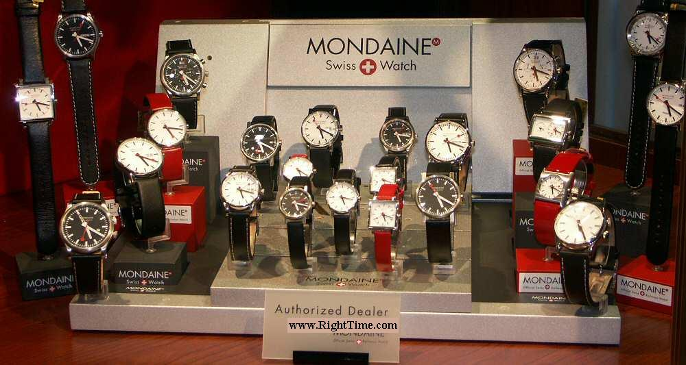 Mondaine Watches from Authorized Mondaine Watch Dealer 41dd187ac8