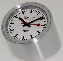 Mondaine Clocks A667.TUBE.80SBB