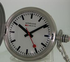 Mondaine Pocket Watches A660.30349.16SBB
