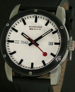 Mondaine Watches A667.30338.11SBB