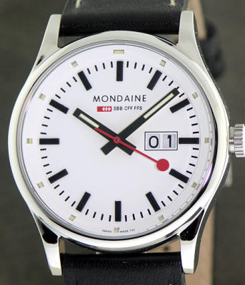 Mondaine Watches A669.30334.11SBB