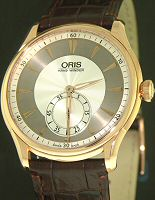 Oris Watches 396 7580 6051LS
