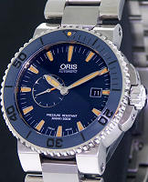 Oris Watches 01 643 7654 7185-MB