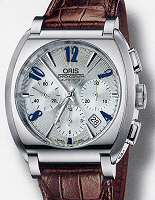 Oris Watches 676 7574 40 61LS