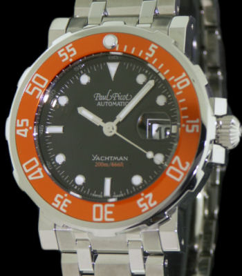 Paul Picot Watches 1051.SG.ORANGE