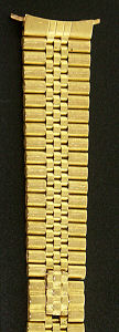 Pre-Owned GENEVE 18KT SOLID GOLD WATCH BRACELET
