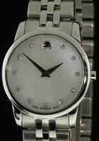 Pre-Owned MOVADO MUSEUM MOTHER-OF-PEARL DIAL