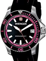 Pre-Owned WENGER SEA FORCE QUARTZ