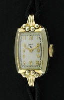Pre-Owned ELGIN MANUALLY WOUND 15 JEWELS