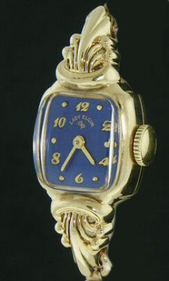 Pre-Owned LORD ELGIN 14KT GOLD