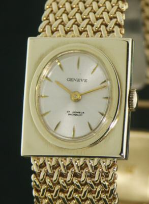Pre-Owned GENEVE 14KT SOLID GOLD