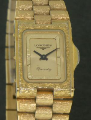 Pre-Owned LONGINES 1984 GOLD MEDAL