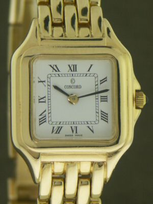 Pre-Owned CONCORD 14KT SOLID GOLD