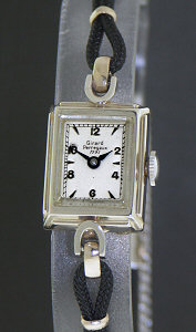 Pre-Owned GIRARD PERREGAUX 1791 17 JEWEL MANUALLY WOUND