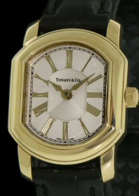 Pre-Owned TIFFANY & CO MARK COUPE 18KT