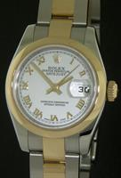 Pre-Owned ROLEX LADY 26 DATEJUST 18KT/STEEL