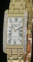 Pre-Owned GERARD PETIT 18KT SOLID GOLD CASE & BAND