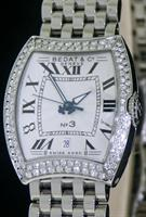 Pre-Owned BEDAT & CO #3 AUTOMATIC W/DIAMONDS