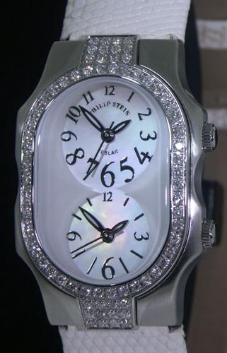 Pre-Owned PHILIP STEIN TESLAR  W/DIAMONDS