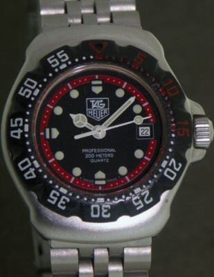 Pre-Owned TAG HEUER FORMULA 1