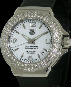 Pre-Owned TAG HEUER FORMULA 1 DIAMONDS