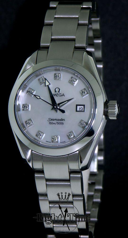 omega watches used