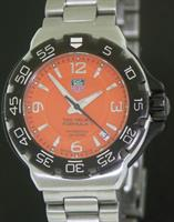 Pre-Owned TAG HEUER FORMULA 1 ORANGE