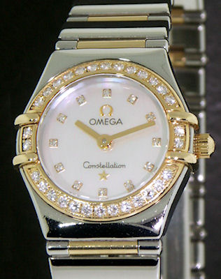 Pre-Owned OMEGA CONSTELLATION MY CHOICE MINI
