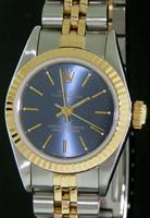 Pre-Owned ROLEX OYSTER 18KT AND STEEL