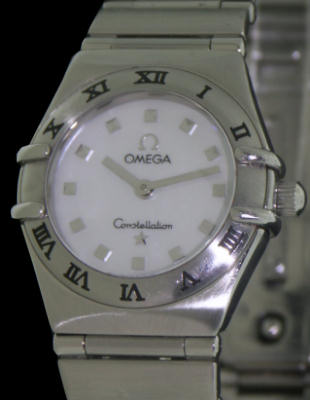 Pre-Owned OMEGA CONSTELLATION MINI MOP DIAL
