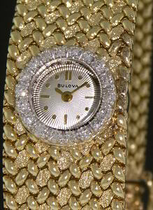 Pre-Owned BULOVA 14KT SOLID GOLD